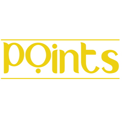 Logo agencia de marketing digital points
